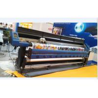 China 3.2M Eco Solvent Printer With 3 Epson DX7 printhead A-Starjet7703L for PVC Flex Banner in High Speed wholesale