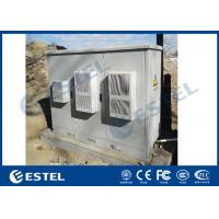 China Air Conditioner Cooling System Outdoor Base Station Including Battery Layers And Rack Rails wholesale