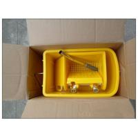 China Small mop bucket with wringer disposable mop heads wholesale