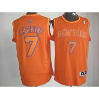 China NBA New York Knicks 7# Carmelo Anthony Christmas Day Jersey wholesale