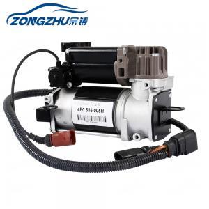 China Car WABCO Air Suspension Compressor For Audi A8 D3 4E OE#4E0616005H 4E0616005F wholesale