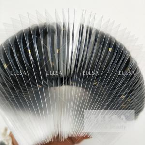 China Nails Design Laser Black Metalic Chrome Stripe Tape Line Nail Art Decoration Yarn wholesale