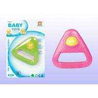 China JC0158328 Promotion triangle baby toy wholesale baby rattles wholesale