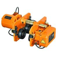 China Easy Installation Electric Hoist / Crane Trolley With 0.5t To 5t Capacity on sale
