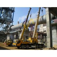 China High capacity low cost rotary cement kiln on sale