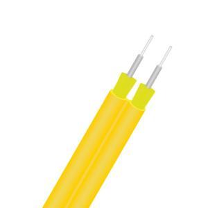 China Gjfjv 50/125 24 Hilos 48 Core Sm Mm Breakout Optical Cable wholesale