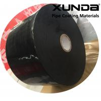 China POLYETHYLENE COATING WRAPPING TAPE SIMILAR WITH DENSO BRAND USED FOR STEEL PIPE wholesale