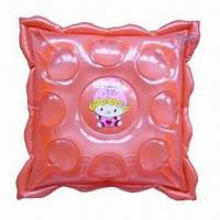 China Inflatable Pillow, Made of PVC, Customized Sizes are Welcome wholesale