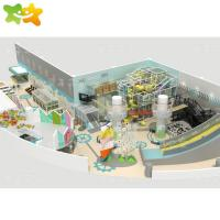 China Professional Commercial Indoor Toddler Playground Amusement Park Equipment Sets on sale