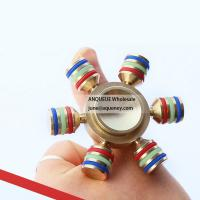 Buy cheap Factory directly Selling Fast Delivery Finger Toy Fidget Spinner Hand Spinner With high Quality from wholesalers