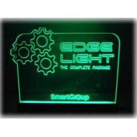 China Edge-Lit Led Acrylic Signs Letters With Beautiful Shape wholesale