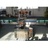 China High Speed Automatic Labeling Machine , Automatic Label Pasting Machine wholesale