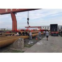 China API 5L ERW Seamless Black Steel Pipe 1118mm 1067mm For Natural Gas Line wholesale