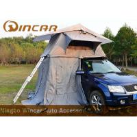 Quality Waterpoof Overland Car Roof Top Tent For Camping , Popular Car Top Camper Roof for sale
