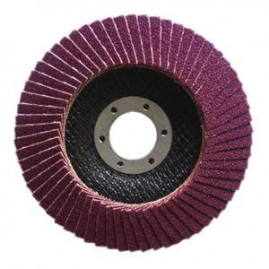 China Abrasive Flap Discs Aluminium Oxide on sale