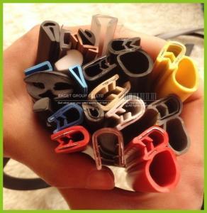 China edge trim/decorative seal/trim seal/edging trim/self-grip Seal/Protective Trim Seal wholesale