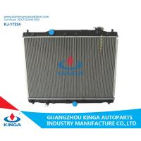 China Auto Spear Parts HONDA Car Radiator High Performance 19010-PYD-902/J51 wholesale