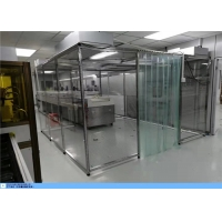 China Modular Purification 65dB G4 Filter Clean Room Booths wholesale