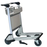 Buy cheap airport luggage trolley from wholesalers
