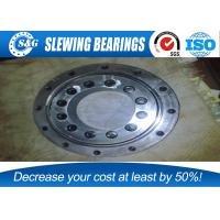China Large Heavy Duty Ball Bearing Slewing Ring , Three Row Roller Slewing Bearing wholesale