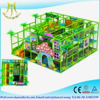 China Hansel soft play wholesale amusement park for sales cheap soft play equipment baby play mat children play game on sale