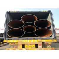 China Boai ERW Steel Pipe 1 Inch - 24 Inch Outer Diameter 6 M Length wholesale