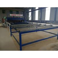 China Steel Bar / Reinforcing Concrete Welded Wire Mesh production Line wholesale