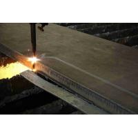 China Machine Part Plasma Laser Cutting Steel Plate For Metal Coating Machinery wholesale