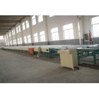 China Horizontal Continuous Polyurethane Sponge Foam Production Line for Furniture and Pillow wholesale