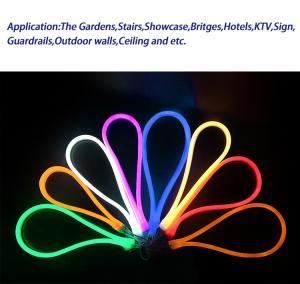 China 230V Outside rain-proof IP65 flexible led neon light for bridge decoration wholesale