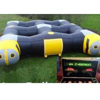 Quality Lazer Quest Blow Up Maze Games Inflatable Interactive Games For Team Event for sale