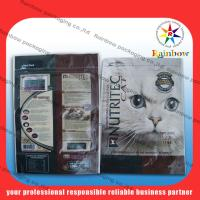 China Food Grade Customized Aluminum Foil Pet Food Pouch Bag For Cat Food wholesale
