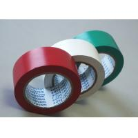 China Colorful Floor Marking Tape Adhesive Insulation For Air Conditioning wholesale