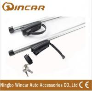 China Aluminum car bars car roof racks roof Rack Car With Lock By NingBo Wincar wholesale