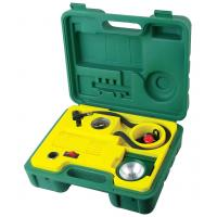 China Green And Yellow Air Compressor 3 In 1 Kit Various Function Fast Inflation For the Small Air System wholesale