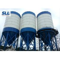 China Vertical Cement Storage Silo For Bulk Powder Products 1000T Capacity wholesale