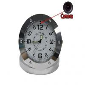 China Motion Detection Clock Camera Digital Video Recorder Table Home security clock radio hidden camera wholesale