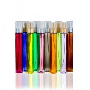 China 75ml Plastic Perfume Bottles Perfume Atomizer Bottles With Mist Sprayer on sale