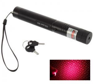 China Metal Adjustable Laser Pointer / Laser Light Focus For Presentation Teaching wholesale