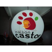 China Reusable Attractive Inflatable Lighting Balloon with Full Digital Printing for Promotion wholesale