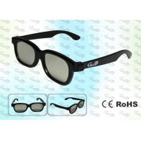China 3D TV ABS Plastic Circular polarized 3D glasses CP297GTS01 wholesale