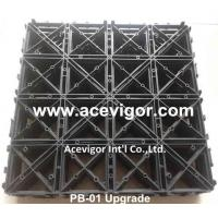 China PB-01 Upgrade Plastic Grid for DIY deck tiles wholesale