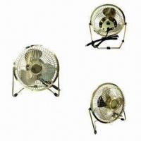 China USB Fan, Using Metal Material, Powered by USB, Sized 155 x 150 x 95mm wholesale