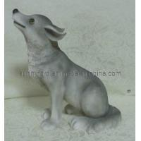 China Polyresin Dog Figurines Decoration (SFR1689) wholesale