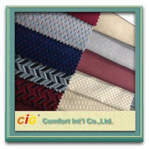 China Modern Waterproof Auto Upholstery Fabric wholesale