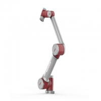 China TUV Aluminum Alloy 1327mm Reach 500W IP54 6 Axis Robot Arm wholesale