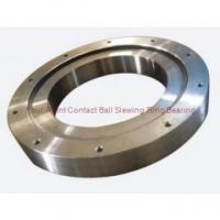 China 400mm 500mm cargo crane slewing ring on sale