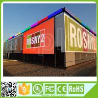 Buy cheap Full Color smd 3535 P8 Outdoor Led screen 1920hz Advertising Billboard from wholesalers