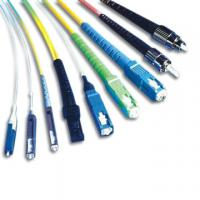 China High Credibility and Stability Fiber Optic Patch Cord for FTTH , CATV, LAN wholesale