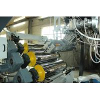 China Electrical PMMA Sheet Extrusion Line , Sheet Extrusion Equipment Impact Resistant on sale